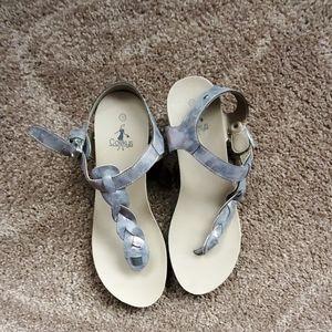 Corey's Hipstet Sandals